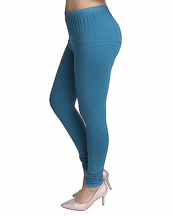 Jaconet Apparels Elasticated Waistband Women's Cotton Lycra Turquoise Legging  product link:-https://bit.ly/2PMUDD7  Click for more option:-https://bit.ly/2R9qL49  #legging #leggingforgirls #womenlegging #casuallegging #comfortablelegging