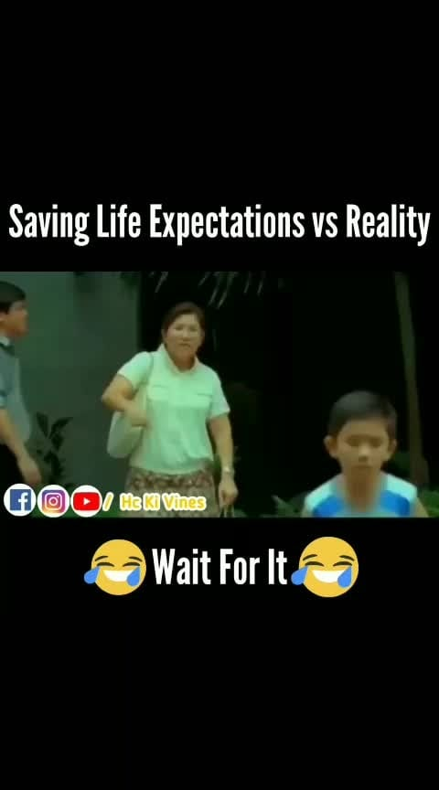 Wait for it 😢 #hahatv #hckivines #expectationvsreality #premagarwal #hasaanewalechhorekivines #krrish #life #memes #desiviners #desitrolls #desimemes #memes #dailymemes #vines