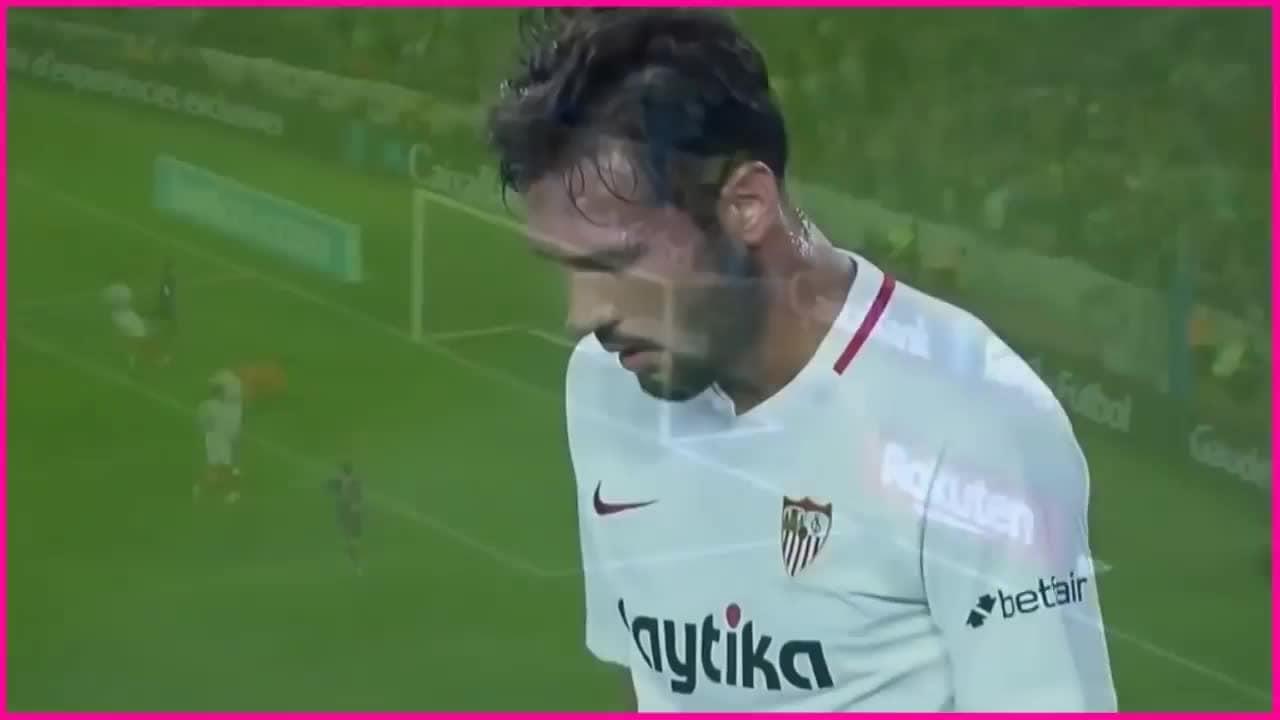 messi goal against sevilla