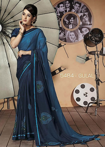 Women who want to have traditional yet stylish looks choose Laxmipati - India's best known #saree #brand. Shop authentic LP Sarees only at www.indiwear.com #indiwear #festivesaree #diwalisaree