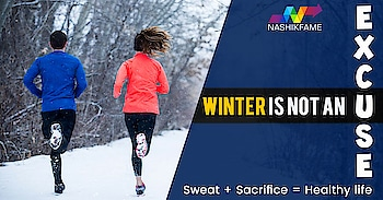 Exercising is a blessing, not a chore. 3 months from now you will thank yourself.  https://bit.ly/2ArtgJq  #winteriscoming #coldweather #winterexercise #winterworkout #wellness #noexcuses #sayyes #fitness #gym #bodytransformation #winterwarmers #nomatterwhat #winter #winterfitness #workoutflow #workoutbuddy #healthylife #benifit #Nashikfame #Nashik