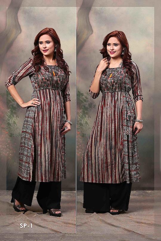 #Spandan #kurtis #ladieskurti #lightnbrightcolors #girlfasion  #stylishclothes #Partywear #partywearkurti #comfortable #girlsshopping  #ladiesfashiononline #simplenstylish #Denim  #looktoimpress Know more Details please whatsapp on  +919820936178