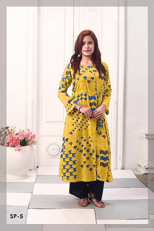 #Spandan #kurtis #ladieskurti #lightnbrightcolors #girlfasion  #stylishclothes #Partywear #partywearkurti #comfortable #girlsshopping  #ladiesfashiononline #simplenstylish #Denim  #pandant