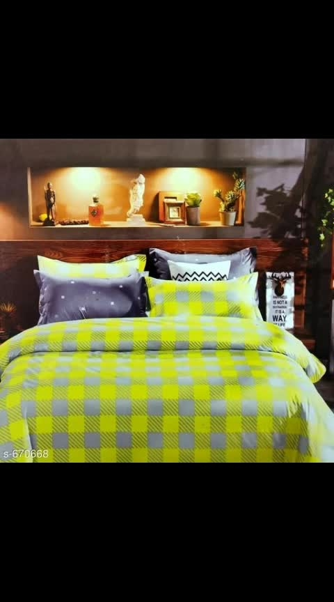 💖DIWALI SPECIAL OFFER💖  *Ubania Collection Indie Printed Glace Cotton Double Bedsheets*  👉Fabric: Bedsheet - Glace Cotton , Pillow Covers - Glace Cotton   👉Dimension: ( L X W ) - Bedsheet - 100 in X 90 in, Pillow Cover - 27 in X 17 in  👉Description: It Has 1 Piece Of Double Bedsheet With 2 Pieces Of Pillow Covers  👉Work: Printed  👉Thread Count: 160  👉Designs: 12  👉Easy Returns Available in Case Of Any Issue *Cash On Delivery Available* . . . .     .     . . . . #ajmer  #jaipur  #rajasthandiaries  #orderonline  #ordernow  #onlineshoppingindia  #onlinefashion  #onlineshoppinglovers  #instagood  #instapost  #instashop  #clientdiaries  #onlinestore  #homedecor  #followmeonroposo  #followformore  #bedsheetwithpilowcover  #indianshopping