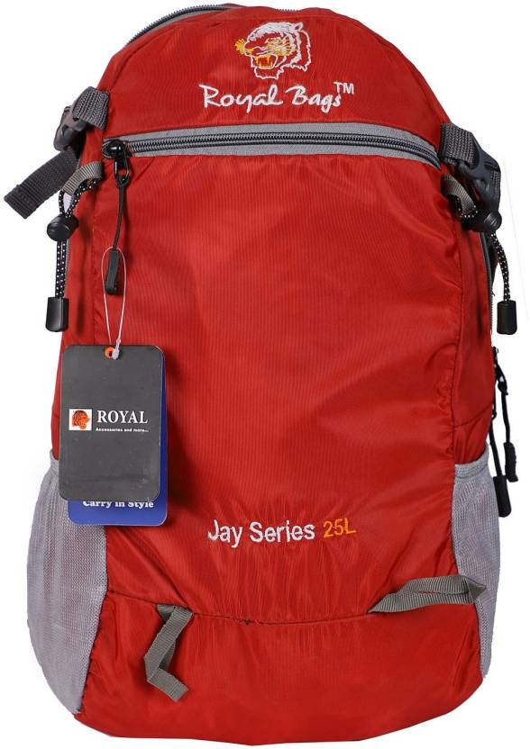 Royal Bags PU Coated Red Camping Backpack 25 Backpack  (Red)  Here are some bags of low price from the house of Mathur bags..For purchasing just click on the images..  #bags #collegebags #backbag  https://www.flipkart.com/product/p/itme?pid=BKPF9WZEH2CEPQYX