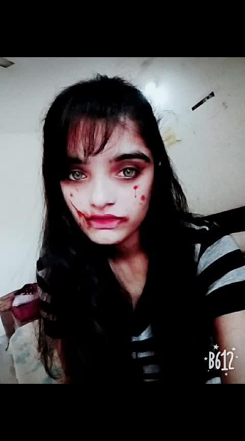 🎃 Halloween stickers!🎃 . . #halloweensticker #b612app  #b612fun #b612india #roposouser