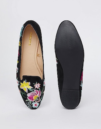 Madame - Womens Casual Wear Slipon Loafers   Shop Now: https://bit.ly/2DdQvcB  #madamefashion #madame #footwearcollection #roposo #roposodiaries