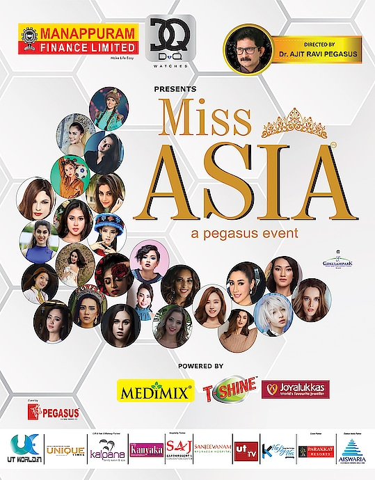 Miss Asia 2018 Finale on Nov 10th  #Miss_Asia_2018 #MissAsia2018 #Finalists  #Pegasus_Global