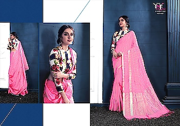 New Catalog launch  YNF Presents  LINEN SILK SAREE WITH FANCY PRINTED BLOUSE AND LINEN BLOUSE FOR WINTER COLLECTION  Catalog Name – CHECKMATE Product – Saree  Fabric Details – LINEN SILK No of Pieces – 8 Singles Available Shipping Extra   Regards  YNF TEAM Silk Saree Chaiye ??? YNF Se Lelo …..   #saree #instagram #sareelook #ethnic #indianwear #fashioninfluencer #fashion #fashionist #influencer #indiansaree #sareelove #shopnow #indianfashion #100sareepact #ynf #khudkokhushkijiye #indianwedding #sareeoftheday #sari