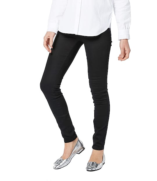 Women's Black Strechable Denim Jeans ₹629 Free Shipping Features Fit : Regular Fit Length : Ankle Length Waist Type : Mid Rise Material : Denim Pack Of : 1 Set Contents : 1 Denim Jeans Closure : Button & Zipped