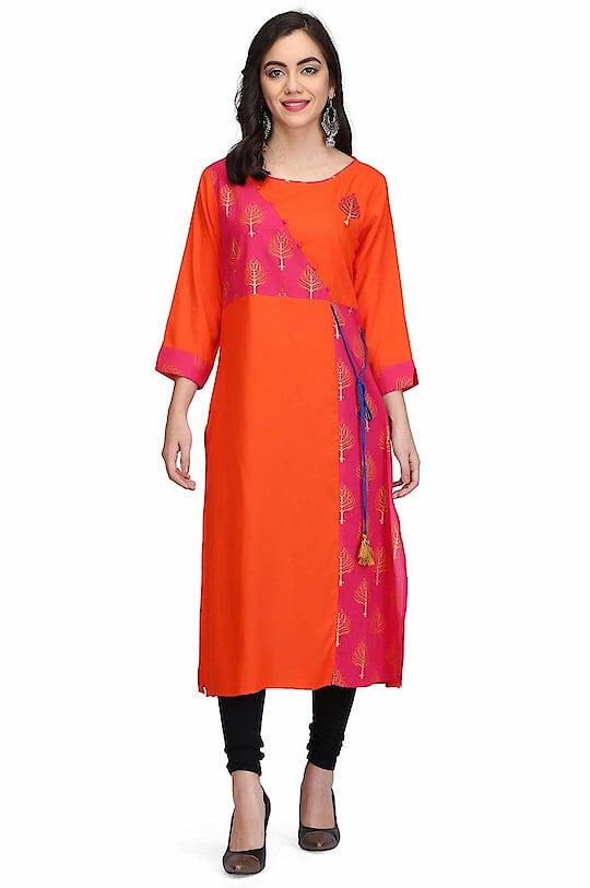 VICVIM Stylish Women's Cotton Straight Kurti  Material: Cotton,Fit Type: Regular Fit Washing instruction: Gentle Wash, Machine wash, Wash in normal water, Do not brush & bleach Fit and flare-long Length Sleeve Type-3/4th Sleeves  To buy click on this link:- https://www.amazon.in/dp/B07G9D1V9H  #kurti #ladieskurti #suit #womenkurti