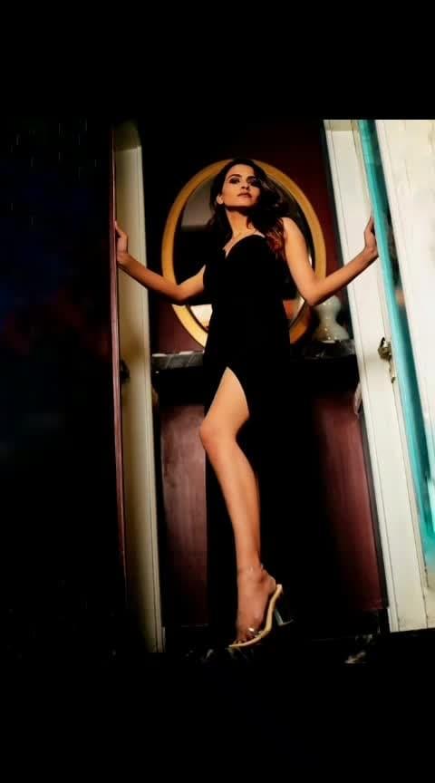 #black #blackdress #gown #offshoulder #sexy #hot #blackoutfit #shoes #heels #transparentheels #thighslit #slitdress #pikkledelhi #delhi #delhifashionblogger #delhibloggers #delhidiaries #photoshoot #indoor #cafeshoot #ootd #trend #aashimalamba #thebasicrebel
