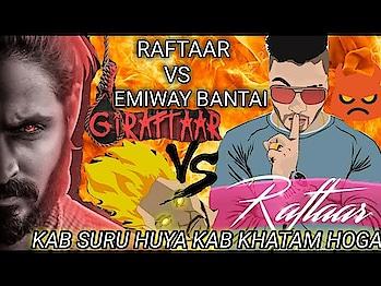 #Raftaar #Emiway #emiwaybantai #rapsong #rapbattle #yoyo #sheikhchilli #giraftaar #rap