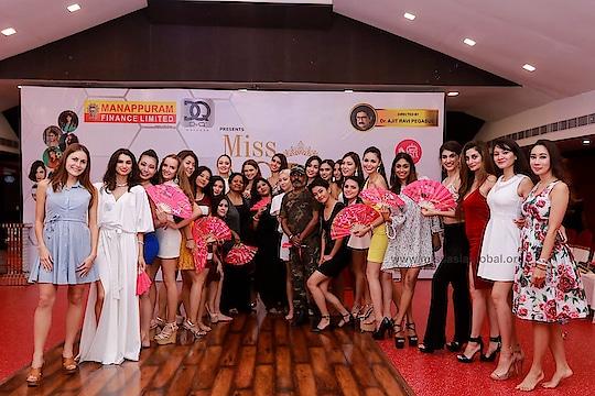 Miss Asia 2018  #MissAsia2018 #DrAjitRavi #PegasusEvent  #Manappuram_Finance_Ltd #Manappuram_Miss_Asia  #SAJEarthResorts #MissAsiaGlobal2018 #incredibleIndia #GodsownCountry #DqueWatches