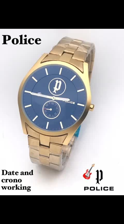 ✅ POLICE ✅ . . ➡️For men's . . ➡️Original Model👍 . . 🌟Feature: - 12 hr Round case *crono and date  workings* 👌👌👌 Good quality 👌👌👌 . . . ⏩⏩Price- Rs 1200/-😍😍 . . . .. . . . . . . 🚢🚢 SHIP FREE 🚢🚢 . . . ✔️To order or for any queries DM or 📲WHATSAPP : 7021336734✔️ . . 🔥🔥CHAT LINK GIVEN IN BIO 🔥🔥 . . .  Follow  @unique_trend_  for more updates . . . #streetstyle  #streetfashion  #mensstreetstyle  #insta  #coolwatches  #buy  #instashare  #urban  #urbanart  #reasonable  #fulltee  #wrist-watch  #trendy  #mensfashion    #stylishlook  #mensfashionpost  #coolwatches  #trendeing  #super   #igers   #bestquality  #vape  #vaping  #vapers  #vapelife  #vapenation  #vapeporn  #shirts  #tshirt   #vapestagram