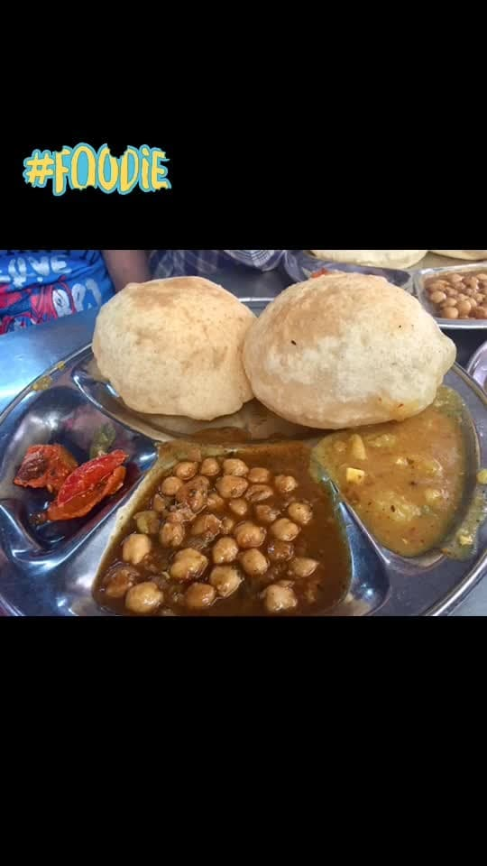 #cholebhature 😍😍 #foodie