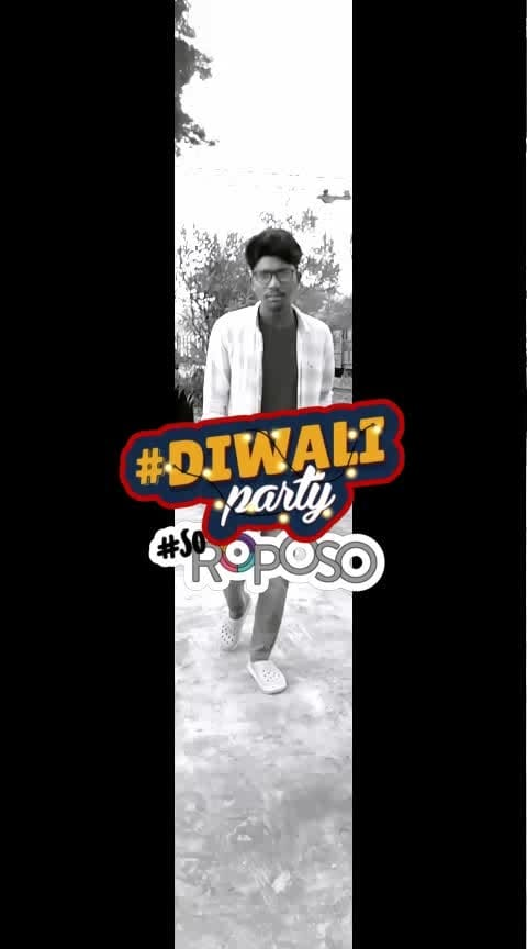 Raju siragam performance #soroposo #diwaliparty