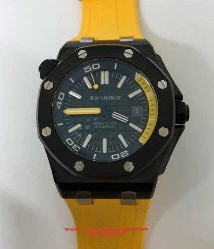 Audemars Piguet Royal Oak Offshore Diver Yellow Swiss ETA Automatic Watch Rs. 9999/- https://replicastoreindia.com/   Replica First Copy Watches   CASH ON DELIVERY ALL OVER INDIA   Contact Us - 9833686707 Email- Info@replicastoreindia.com   We Are Top Rated Replica First Copy Watches Dealer in India We Truly Believe In Quality We Sell Top Quality Swiss Made Replica First Copy Watches To Our Customers & Provide Best Customer Service  Free Shipping | Cash On Delivery | Easy Returns. #creativespace #rx100  #partystarter #thehappyone #weekend  #mystylemantra #look #styleblogger #fashionista #instagram #photography #creativespacechannel #womensfashion #shopping #onlineshopping #wedding #summerfashion #youtuber #black #trendy #makeup #beautiful #mumbai #cool #summer-style #loveyourself #style #ootd #model #followme #summerstyle #indianblogger #ethnic #myfirststory #fashionblogger #look #ropo-good #dress #india #indianblogger #shopping #shoes #model #mystylemantra #newdp #trendy #ropo-love #summer-style #roposogal #myfirstpost #swag #summerfashion #soroposo #desi #loveyourself #onlineshopping   #romanticplace #songs #mystylemantra #look #styleblogger #fashionista #instagram #photography #women-fashion #womensfashion #shopping #onlineshopping #wedding #summerfashion #youtuber #black #trendy #makeup #beautiful #mumbai #cool #summer-style #loveyourself #style #ootd #model #followme #summerstyle #indianblogger #ethnic #myfirststory #fashionblogger #look #ropo-good #dress #india #indianblogger #shopping #shoes #model #mystylemantra #newdp #trendy #ropo-love #summer-style #roposogal #myfirstpost #swag #summerfashion #soroposo #desi #loveyourself #onlineshopping #roposolove #love #aselfieaday #springsummer #fashiondiaries #fun #ootd #makeup #beauty #ootd #outfitoftheday #lookoftheday #TagsForLikes #fashion #fashiongram #style #love #beautiful  #ootdshare #outfit #clothes #currentlywearing #lookbook #wiwt
