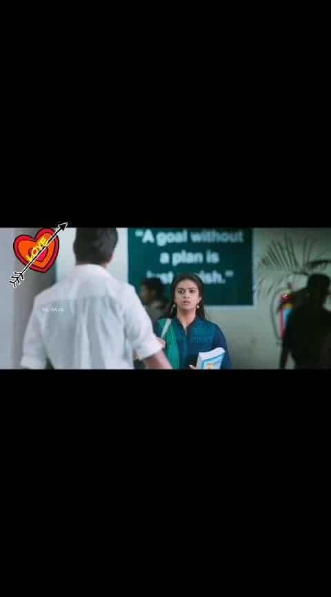 #nenulocal #keerthisuresh #nani #love #whatsappvideostatus #roposo-entertainment