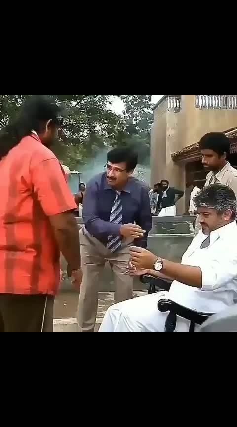#veeram making scences #unseen