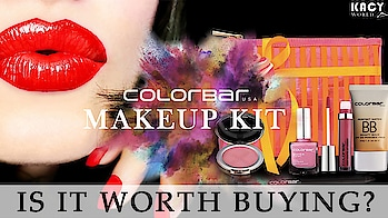 Colorbar Makeup Kit - IS IT WORTH BUYING ? 🤔 find out here..🆗 https://kacyworld.com/colorbar-makeup-kit/ . #kacy #kacyworld #kacyblog #kacybeauty #colorbar #makeupkit