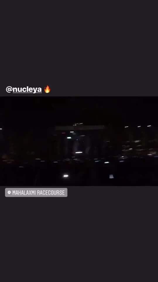 #sunburn #nucleya #raftaar #raftaarmusic #foreignbeggers#sunburnfestival#mahalakshmiracecourse#nucleyalove#legitnight#saturday#concerts#totamynaalbum