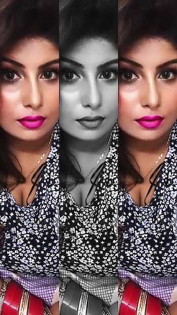 Wake up and makeup #makeup #fullfacemakeup #lookgoodfeelgood #ropo-makeup #eyemakeuplook #lipsticklovermatte #lippielover #forevermua #makeupartistindia #followme #followmeoninstagram @daminichoudharymua #makeuplovrrz
