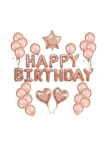 Happy Birthday Letter Foil Pink Balloon Pack of 35 Decoration Material Balloons Website Link - https://goo.gl/tuWUkh . . . . #balloons #christmasspecial #wedding #christmas #happynewyear #party #newyearparty #christmasparty #decorations #birthdayparty #babyshower #christmasgifts #christmasseason #christmasparty #festive #christmas #christmasstyle #christmasoutfit #christmas2018 #stainlesssteel #xmastree #happynewyear2018 #newyear #celebration