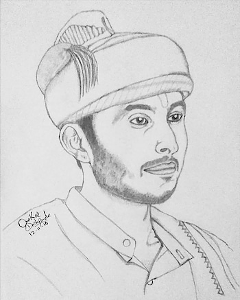 #pencilsketch #pencilart #aurangabad #pencilskirt #sketchbook #skechers #artist #artistsofinstagram #sepatuskechersoriginal #artist_brand_0mi_ 👈 Instagram (Omkar Deshpande)