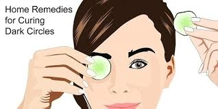 3 Effective Home Remedies for Dark Circles:  1. Mix blended cucumber with few drops of aloe Vera and a bit of honey. Place under the eyes or the whole face and rest for 30 minutes. Rinse with warm water.  2. Boil some parsley for 10 minutes, let it cool down and apply two cottons soaked with this water over the eyes for few minutes.  3. Blend mint leaves and mix with few drops of olive oil. Apply over the area before bedtime.  So opt any of the three choices atleast twice a week and get rid of dark circles effectively. #skincare #beauty #ropo-beauty #homeremedies #youthful #darkcircles #skincareroutine #skincareregime #skincareblogger #skincaretips #ropo-daily #tips_beautyou #neharanjan13 #beautyblogger #herbal #herbalife #wellness #herbalbeautyproducts #healthyskin