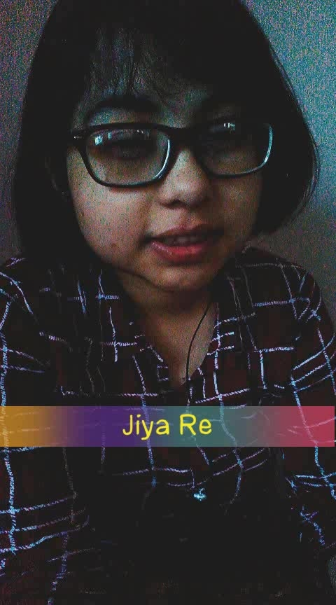 Jiya Re by neeti mohan.. #jiyare #anushkasharma #srk #jabtakhaijaan #katrinakaif #live #bollywood #music #beats #song #love #featureme #dance #joyoners #joyocian