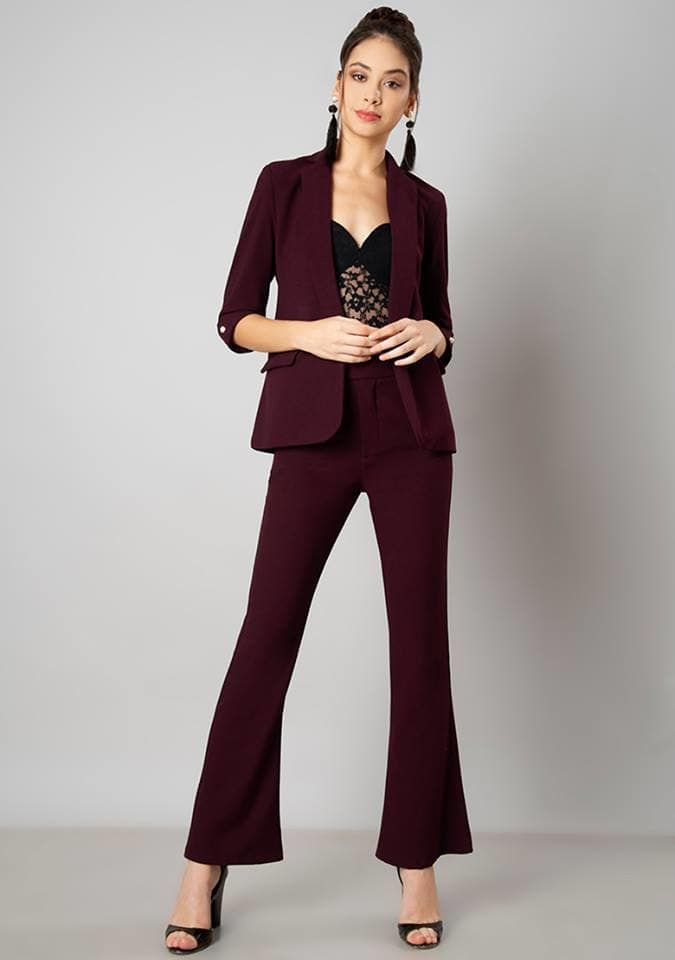 Give your looks a tailored edge with our edit of Sexy Suiting. The best thing about this trend is the perfect balance, which allows you to look edgy but with the right dose of femininity. SHOP TAILORED SUITING - https://goo.gl/wtrfRk  #indianwear #indowesternlook #ropo-good #ropo-style #westernwear #faballey #super #outitoftheday #be-fashionable   #women-clothing #befashioable  #share #westernwear #western-dress #dress-up