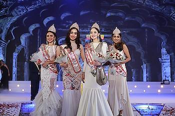 Miss Asia 2018 -  Mongolia - Ms.Azzaya Tsugt-Ochir Miss Asia Global 2018 - Kazhakhstan - Ms.Assem Yessengeldiyeva Miss Asia 1st runner Up -Philippines - Ms.Apple Joy Bacay. Miss Asia 2nd Runner Up - Srilanka - Ms.Chalini Rathnayaka  #MissAsia2018 #missasiaglobal2018 #pegasusevent #godsowncountry #incredibleindia #manapuramfinance_LTD #DrAjitRavi #DQwatches #sajearthresorts #MissAsiaGlobal