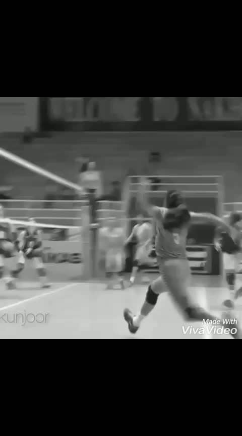 Disha Ghosh #volleyball #trendingvideos
