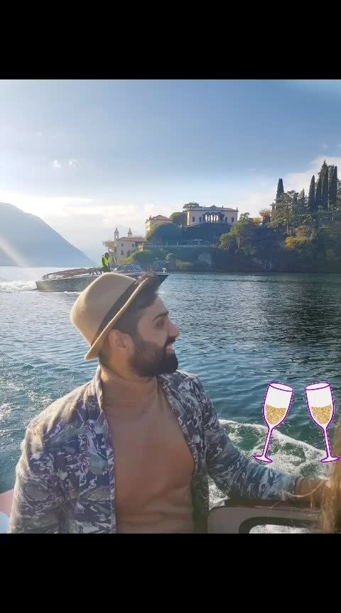 IT WAS A SUPER FUN TO BE A PART OF THIS 2 AMAZING DAYS LOVE YOU AND CONGRATS TO THE BEAUTIFUL COUPLE @deepikapadukone06 @Ranveersingh   #deepveerkishaadi #comolake  #villabalbianello #comolake #menwithstreetstyle #menstyleguide #sharerealtalent #menswear #menswearstyle #nature #fashionaddicted #turban #motor #fashionblogger #styleblogger #turbanstyle #fashionformen #punjabi #harleyquinn #streetfashion #wiwt #desiswag #bestoftheday  #instaphotography #indianyoutuber