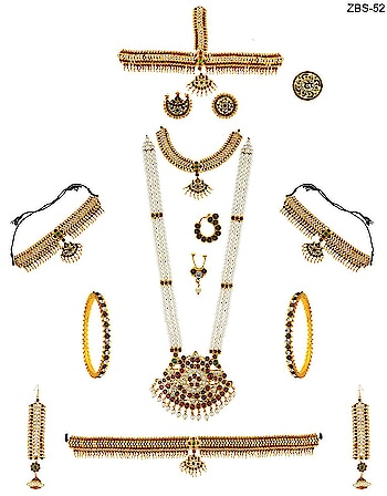 These Dance jewellery are perfect finishing of Temple jewellery collections to add authenticity to your bharatnatyam costume. It comes with traditional design of high grade stones and white pearls with the latest fashion trends. To see more design click on the link: http://bit.ly/2DnZV4o #Southindianjewellery #bharatnatyamjewellery #jewellery #jewelleryset #fashionjewellery #southindianbridalset #bridalset #templejewellery #trend #desginerjewellery #latestfasthion #dulhanset #Necklaceset #Necklace #Antiquejewellery