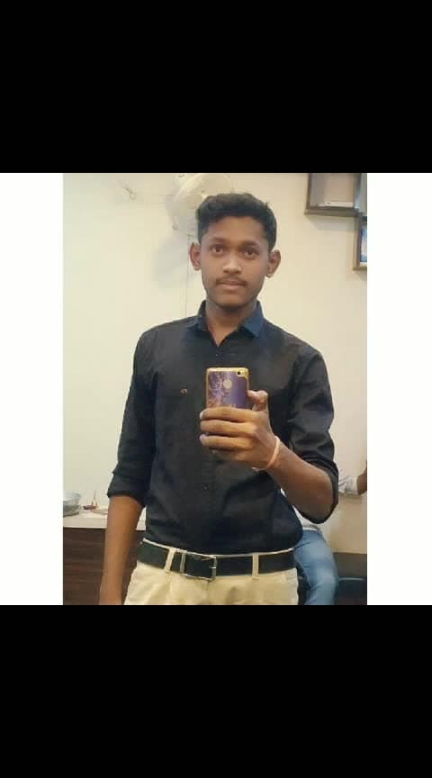 Formal outfit with #blackshirt  ..class.. #foryou #sexy_munda #ro-love #ro-po-so #blackforever #classylook #classystyle