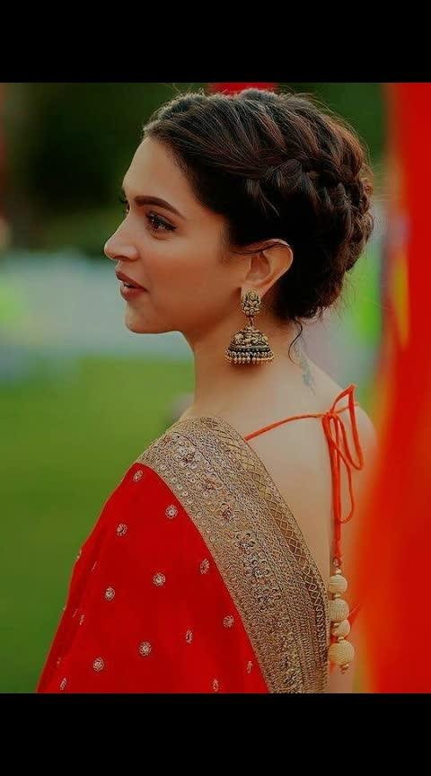 Gorgeous #deepikapadukone #fashion #unique-style #fashionicon #bollywoodqueen ❤❤😍😍