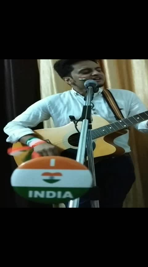 #indian#love#nation#latest#trendeing#tv#rops-star #roposo-haha#talenthunt#singer#guitarist#guitar#all#breaking_news#breakingnews#indipendanceday#indipendencespecial#rocking