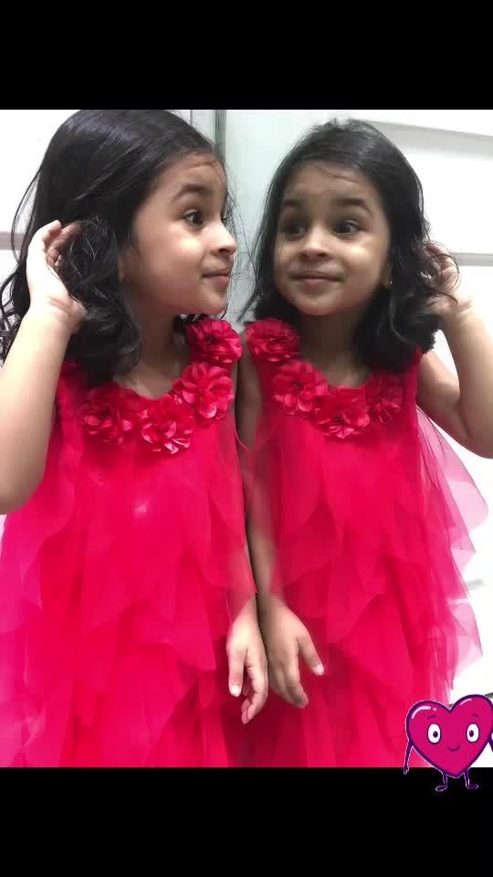 #mylove #roposo-kids #kidsfashionforall #princess #poser #pout-shout #styles #iloveyou