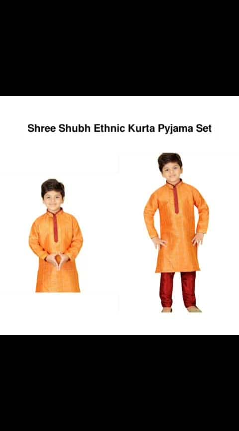 Shree Shubh Ethnic Kurta Pyjama Set - - #fashion #style #stylish #love #photography #instapic #me #cute #photooftheday #nails #hair #beauty #beautiful #instagood #pretty #swag #pink #girl #eyes #design #model #dress #shoes #heels #styles #outfit #purse #jewelry #shopping
