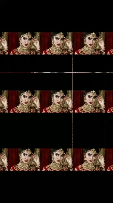 Padmavati Bride    #padmavat #bride #ranveer-dipika #bollywood #deepveer #model #photography #love #jwellery #red #eyes #makup