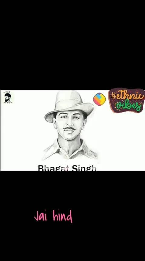 #patriotism  #bhagat_singh  #sukhdev  #rajguru  #jai_hind