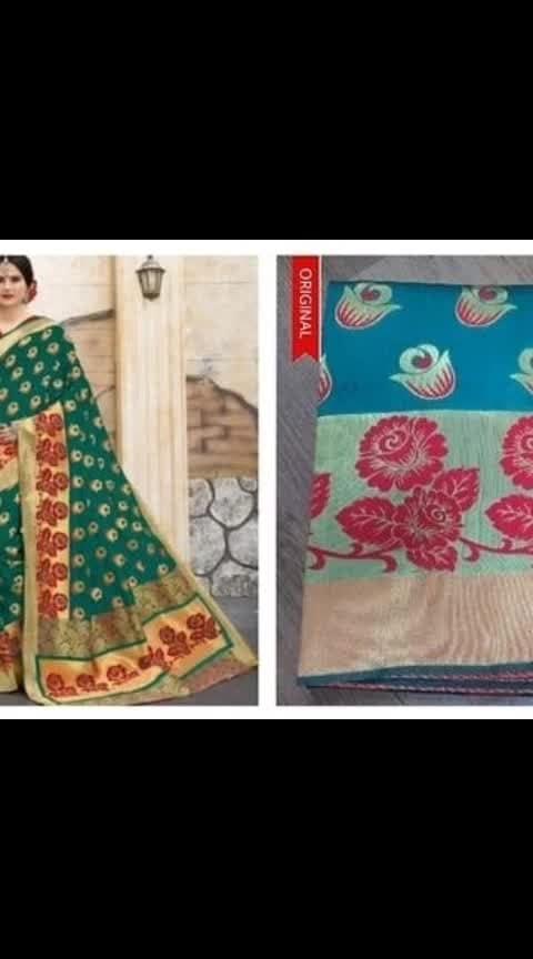 *Bithika Fancy Banarasi Silk Sarees*  👗Fabric: Saree -  Banarasi Silk, Blouse - Poly Cotton   📏Size: Saree Length - 5.5 Mtr, Blouse Length - 0.70 Mtr  🔍Work: Zari Work  🤗Designs: 11  🙂Easy Returns Available in Case Of Any Issue *😊Cash on Delivery Available* . . . . . . . . . . . . . . #ajmer  #jaipur  #rajasthandiaries  #orderonline  #ordernow  #followme  #instapost  #instasaree  #onlineshoppinginindia  #onlinedeals  #onlineshoppinglovers  #indianlook  #weddingseason  #indianweddingdress  #womensfashion  #ladiesfashionwears  #sareesale  #banarasisarees  #clientdiaries