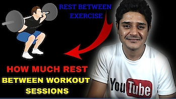 How much rest between workout session to best rest time to achieve good physique and health #workout #besttime #workouttime  #workouttips    Website-https://www.vikasfitnessguide.com
