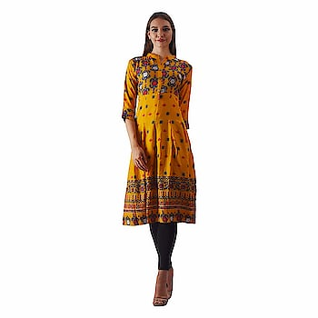Swabha Jaipuri printed anarkali kurti for women  Fabric : Cotton Sleeve Type : 3/4 Sleeve Occasion : Casual ,Formal ,Office Wear,Party wear Work: Hand Work,Package Detaill : 1 Kurti Wash care : hand wash or dry clean  Buy Now :- https://amzn.to/2qSwZdu  #womens #clothing #kurti #top #womenskurti #designer #printed #fashionable #simple #comfortable #fashion #anarkali #longkurti #casual #partywear