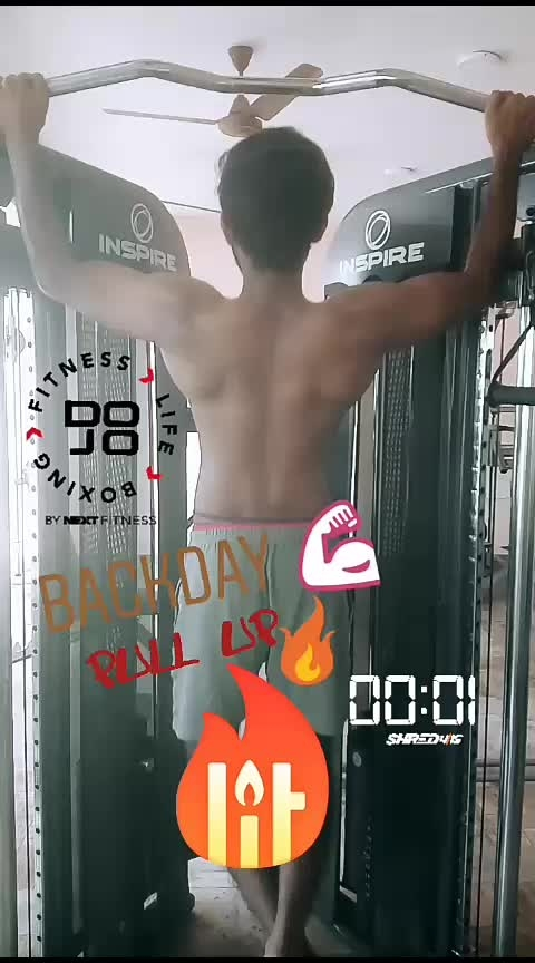 #pullups #back #recent #gym #keepgoing #workout #beastmodeon