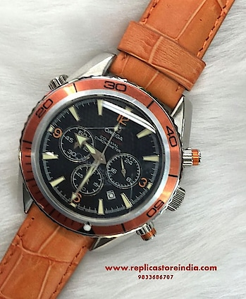 Omega Quantum Of Solace Seamaster Planet Ocean Orange Leather Strap Men's Watch Rs. 4999/- https://replicastoreindia.com/   Replica First Copy Watches   CASH ON DELIVERY ALL OVER INDIA   Contact Us - 9833686707 Email- Info@replicastoreindia.com   We Are Top Rated Replica First Copy Watches Dealer in India We Truly Believe In Quality We Sell Top Quality Swiss Made Replica First Copy Watches To Our Customers & Provide Best Customer Service  Free Shipping | Cash On Delivery | Easy Returns. #mystylemantra #look #styleblogger #fashionista #instagram #photography #women-fashion #womensfashion #shopping #onlineshopping #wedding #summerfashion #youtuber #black #trendy #makeup #beautiful #mumbai #cool #summer-style #loveyourself #style #ootd #model #followme #summerstyle #indianblogger #ethnic #myfirststory #fashionblogger #look #ropo-good #dress #india #indianblogger #shopping #shoes #model #mystylemantra #newdp #trendy #ropo-love #summer-style #roposogal #myfirstpost #swag #summerfashion #soroposo #desi #loveyourself #onlineshopping #roposolove #love #aselfieaday #springsummer #fashiondiaries #fun #ootd #makeup #beauty #ootd #outfitoftheday #lookoftheday #TagsForLikes #fashion #fashiongram #style #love #beautiful  #ootdshare #outfit #clothes #currentlywearing #lookbook #wiwt #whatiwore #whatiworetoday #wiw #mylook #fashionista #todayimwearing #instastyle #TagsForLikesApp #instafashion #outfitpost #fashionpost #todaysoutfit #fashiondiaries #mystylemantra #look #styleblogger #fashionista #instagram #photography #women-fashion #womensfashion #shopping #onlineshopping #wedding #summerfashion #youtuber #black #trendy #makeup #beautiful #mumbai #cool #summer-style #loveyourself #style #ootd #model #followme #summerstyle #indianblogger #ethnic #myfirststory #fashionblogger #look #ropo-good #dress #india #indianblogger #shopping #shoes #model #mystylemantra #newdp #trendy #ropo-love #summer-style #roposogal #myfirstpost #swag #summerfashion #soroposo #desi #loveyourself #onlineshopping #roposolove #love #aselfieaday #springsummer #fashiondiaries #fun #ootd #makeup #beauty #ootd