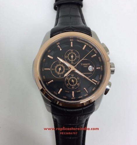 Tissot Couturier 1853 Chronograph Rose Gold Black Leather Strap Men's Watch Rs. 4999/- https://replicastoreindia.com/   Replica First Copy Watches   CASH ON DELIVERY ALL OVER INDIA   Contact Us - 9833686707 Email- Info@replicastoreindia.com   We Are Top Rated Replica First Copy Watches Dealer in India We Truly Believe In Quality We Sell Top Quality Swiss Made Replica First Copy Watches To Our Customers & Provide Best Customer Service  Free Shipping | Cash On Delivery | Easy Returns. #mystylemantra #look #styleblogger #fashionista #instagram #photography #women-fashion #womensfashion #shopping #onlineshopping #wedding #summerfashion #youtuber #black #trendy #makeup #beautiful #mumbai #cool #summer-style #loveyourself #style #ootd #model #followme #summerstyle #indianblogger #ethnic #myfirststory #fashionblogger #look #ropo-good #dress #india #indianblogger #shopping #shoes #model #mystylemantra #newdp #trendy #ropo-love #summer-style #roposogal #myfirstpost #swag #summerfashion #soroposo #desi #loveyourself #onlineshopping #roposolove #love #aselfieaday #springsummer #fashiondiaries #fun #ootd #makeup #beauty #ootd #outfitoftheday #lookoftheday #TagsForLikes #fashion #fashiongram #style #love #beautiful  #ootdshare #outfit #clothes #currentlywearing #lookbook #wiwt #whatiwore #whatiworetoday #wiw #mylook #fashionista #todayimwearing #instastyle #TagsForLikesApp #instafashion #outfitpost #fashionpost #todaysoutfit #fashiondiaries #mystylemantra #look #styleblogger #fashionista #instagram #photography #women-fashion #womensfashion #shopping #onlineshopping #wedding #summerfashion #youtuber #black #trendy #makeup #beautiful #mumbai #cool #summer-style #loveyourself #style #ootd #model #followme #summerstyle #indianblogger #ethnic #myfirststory #fashionblogger #look #ropo-good #dress #india #indianblogger #shopping #shoes #model #mystylemantra #newdp #trendy #ropo-love #summer-style #roposogal #myfirstpost #swag #summerfashion #soroposo #desi #loveyourself #onlineshopping #roposolove #love #aselfieaday #springsummer #fashiondiaries #fun #ootd #makeup #beauty #ootd #creativespace #rx100  #partystarter #thehappyone #weekend  #mystylemantra #look #styleblogger #fashionista #instagram #photography #creativespacechannel #womensfashion #shopping #onlineshopping #wedding #summerfashion #youtuber #black #trendy #makeup #beautiful #mumbai #cool #summer-style #loveyourself #style #ootd #model #followme #summerstyle #indianblogger #ethnic #myfirststory #fashionblogger #look #ropo-good #dress #india #indianblogger #shopping #shoes #model #mystylemantra #newdp #trendy #ropo-love #summer-style #roposogal #myfirstpost #swag #summerfashion #soroposo #desi #loveyourself #onlineshopping   #romanticplace #songs