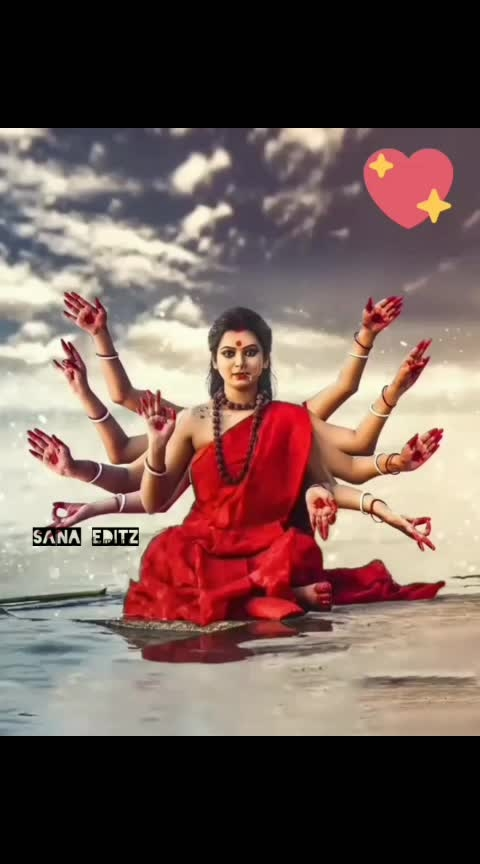 #bhakti filled.....#my editz💖